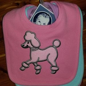 Other - 3 Pack Baby Bibs